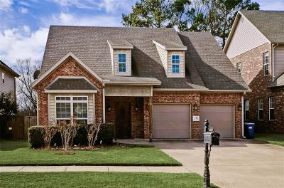 Bentonville Single Family Home For Sale: 110 G CT