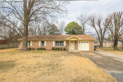 Bentonville Single Family Home For Sale: 806 Carson DR