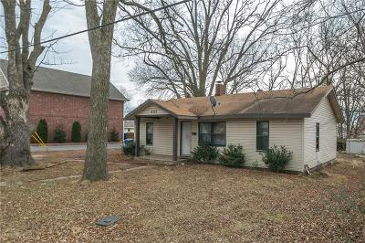 Bentonville Single Family Home For Sale: 605 SW 5th ST