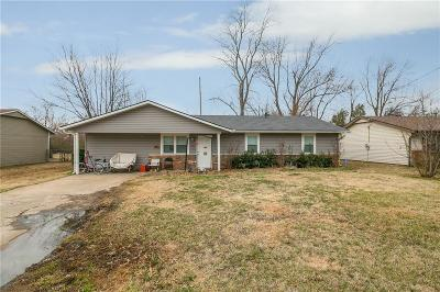 Benton County Single Family Home For Sale: 806 SE G ST