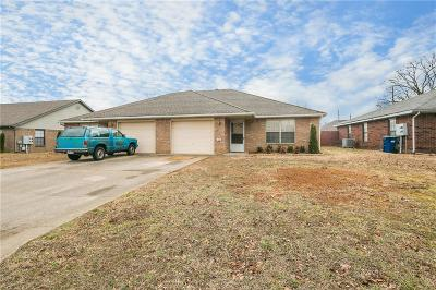 Bentonville Multi Family Home For Sale: 4 Holly DR