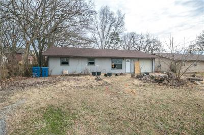 Bentonville Single Family Home For Sale: 507 SW F ST