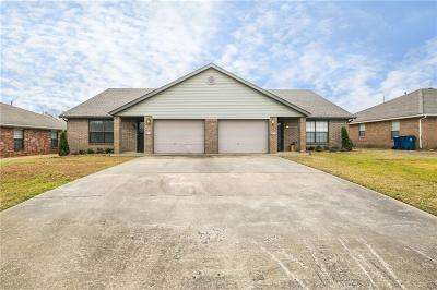 Bentonville Multi Family Home For Sale: 6 Holly DR