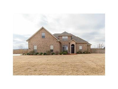 Fayetteville Single Family Home For Sale: 2451 Brookwater LN