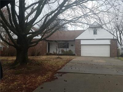 Benton County Single Family Home For Sale: 2220 Jefferson ST