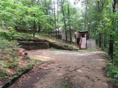 Eureka Springs Single Family Home For Sale: 101 Breezy Point Road