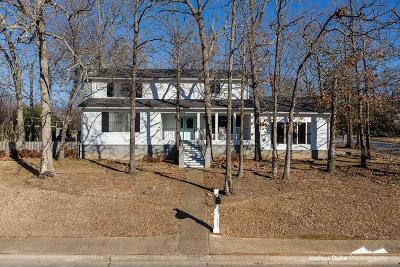 Fayetteville Single Family Home For Sale: 2386 N Azalea TER