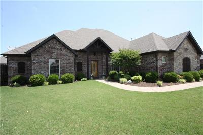 Bentonville Single Family Home For Sale: 2004 SW Nutmeg ST