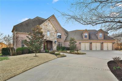 Bentonville Single Family Home For Sale: 11135 Cobblestone Drive