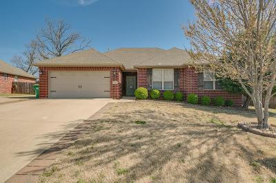 Centerton Single Family Home For Sale: 521 Sorrento DR