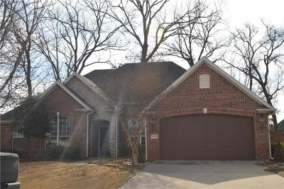 Rogers Single Family Home For Sale: 4410 Arlington DR