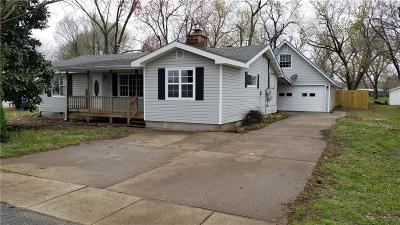 Benton County Single Family Home For Sale: 506 El Paso ST