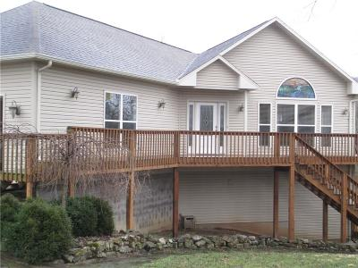 Carroll County Single Family Home For Sale: 15 Lakeside Drive
