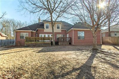 Fayetteville Single Family Home For Sale: 2899 N Brookbury CT