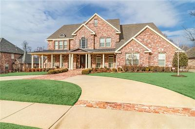 Springdale Single Family Home For Sale: 3028 E Willow Bend Circle