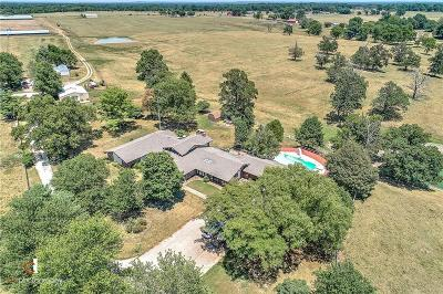 Bentonville Single Family Home For Sale: 12952 Galyean Stables RD