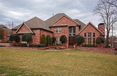 Springdale Single Family Home For Sale: 3250 Willow Bend Circle