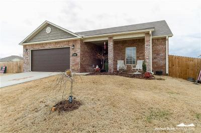 Centerton Single Family Home For Sale: 1301 Forest Drive
