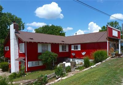 Eureka Springs Single Family Home For Sale: 19379 W Highway 62