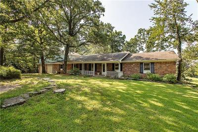 Fayetteville Single Family Home For Sale: 3100 N VELMA DR