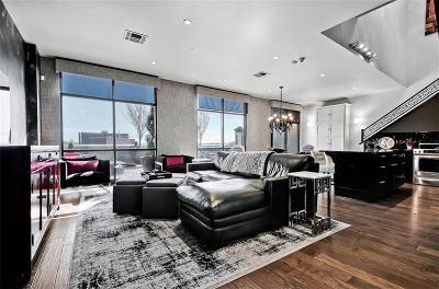 Fayetteville Condo/Townhouse For Sale: 401 W Watson ST Unit #503 #503