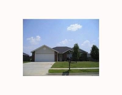 Bentonville Single Family Home For Sale: 2303 SW 16th ST