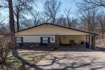 Bella Vista AR Single Family Home For Sale: $215,000