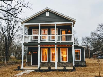 Bentonville Single Family Home For Sale: 1032 N Main ST