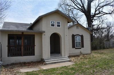 Rogers Single Family Home For Sale: 1627 Dixieland RD