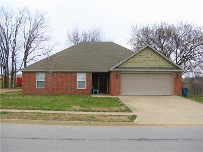 Pea Ridge Single Family Home For Sale: 108 Oakley ST