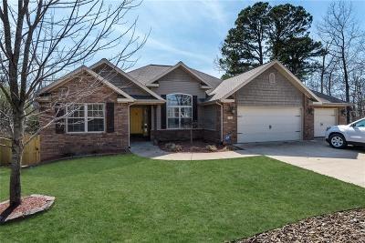 Bella Vista AR Single Family Home For Sale: $300,000