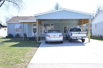 Springdale AR Single Family Home For Sale: $162,900