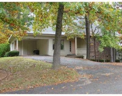 Bella Vista AR Condo/Townhouse For Sale: $124,500
