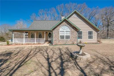Garfield AR Single Family Home For Sale: $260,000