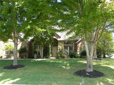 Fayetteville Single Family Home For Sale: 1880 N Hartford DR
