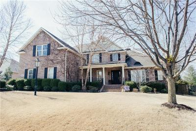 Fayetteville Single Family Home For Sale: 2631 Firewood DR