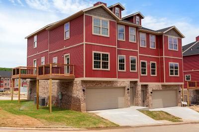 Fayetteville Condo/Townhouse For Sale: 2825 W Auburn AVE