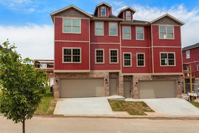 Fayetteville Condo/Townhouse For Sale: 2811 W Auburn AVE