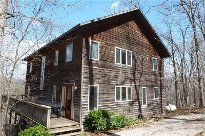 Carroll County Single Family Home For Sale: 277 County Road 1022