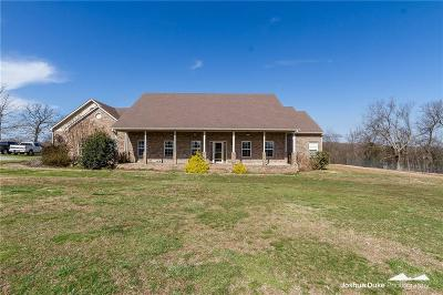 Prairie Grove Single Family Home For Sale: 16800 Parks Corner Road