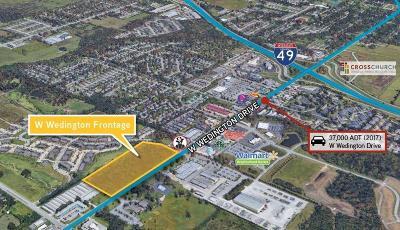 Fayetteville Residential Lots & Land For Sale: Wedington
