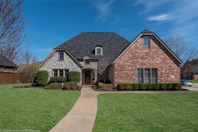 Bentonville Single Family Home For Sale: 5205 SW Newcastle RD