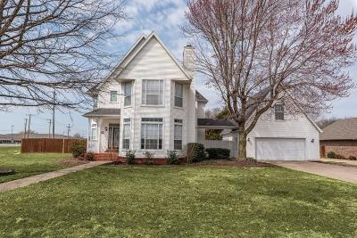Bentonville Single Family Home For Sale: 1 Stonebridge WY