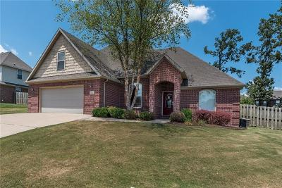 Centerton Single Family Home For Sale: 431 Asboth DR