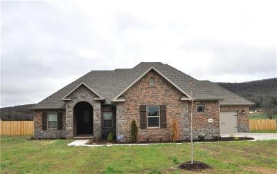 Prairie Grove Single Family Home For Sale: 11060 N Garland McKee Road