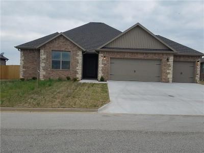 Prairie Grove Single Family Home For Sale: 812 Sedgwick Drive