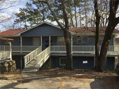 Eureka Springs Multi Family Home For Sale: 32 Kingshighway