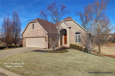 Rogers Single Family Home For Sale: 5512 S Turnberry Road
