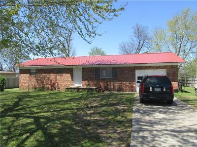 Benton County Single Family Home For Sale: 611 Magnolia ST