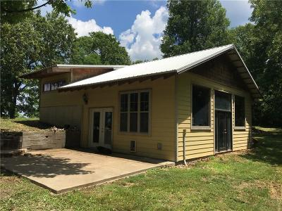 Eureka Springs Single Family Home For Sale: 601 County Road 155